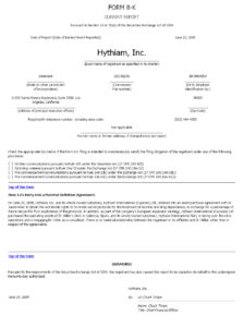 form_8_k_hythiam_inc