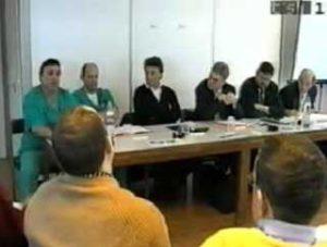 «Пресс-конференция в Лугано (Швейцария)»